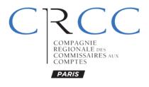compagnie régionale des commissaires aux comptes de Paris 75
